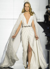 Показ Zuhair Murad Haute Couture