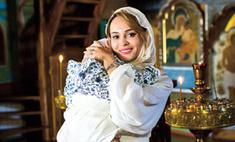 Бывшая невеста Шаляпина крестила сына