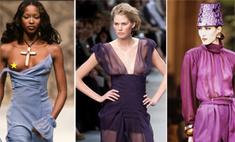 Высокая мода в Париже: самые «голые» наряды в истории
