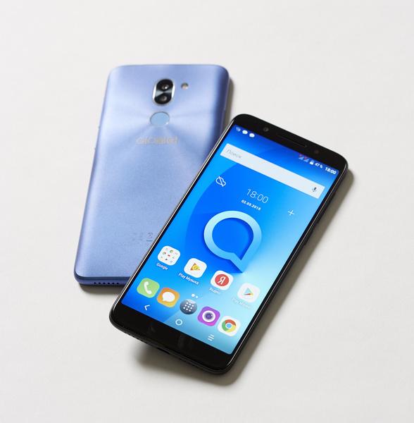 Смартфон Alcatel 3X