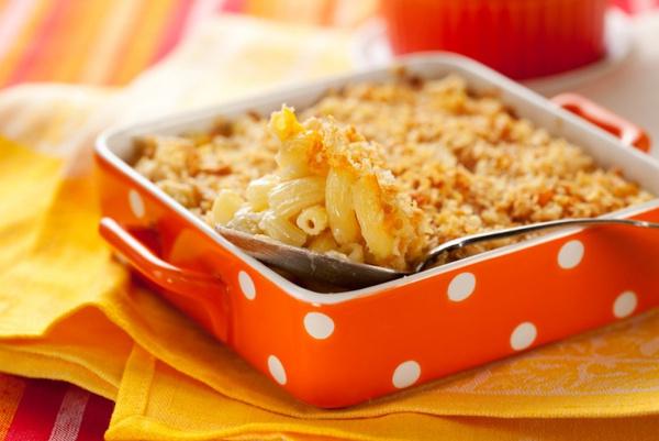 Как сделать запеканку из макарон с сыром