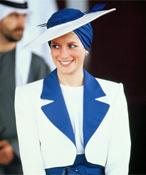 Модная икона: как менялся стиль принцессы Дианы