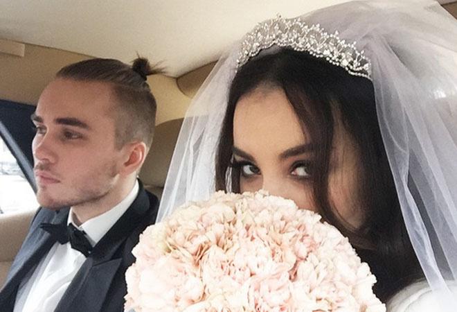 Виктория Дайнеко и Дмитрий Клейман: фото