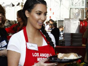 Ким Кардашьян (Kim Kardashian) советуют избавиться от лишнего веса