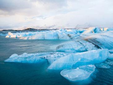 Потепление климата приведет к полному таянию ледников
