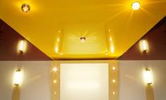 Натяжной потолок - это красиво, удобно, но… ! Все за и против