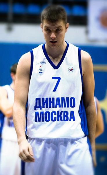 Алексей Карпеко, баскетбольный клуб «Урал Екатеринбург» , фото