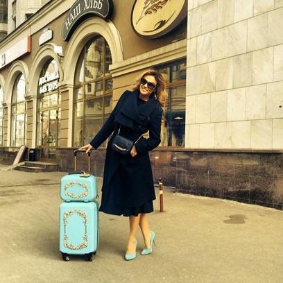 Алена Водонаева ищет жилье в Санкт-Петербурге