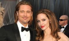 Анджелина Джоли: «Мы с Брэдом сводим друг друга с ума!»