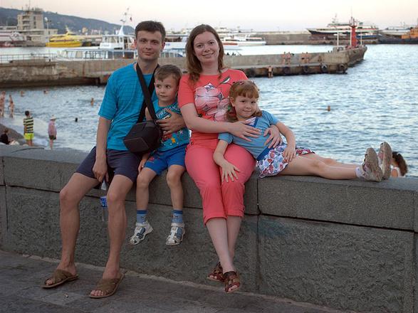 Семья Черемных, фото