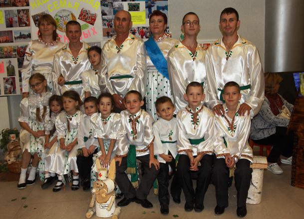 Нечкэбил 2016 Фестиваль семей, участники фото