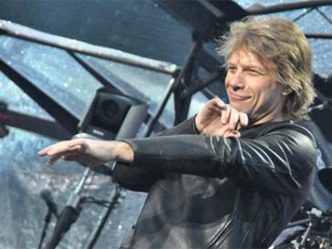 Bon Jovi, звезды, концерт, музыка