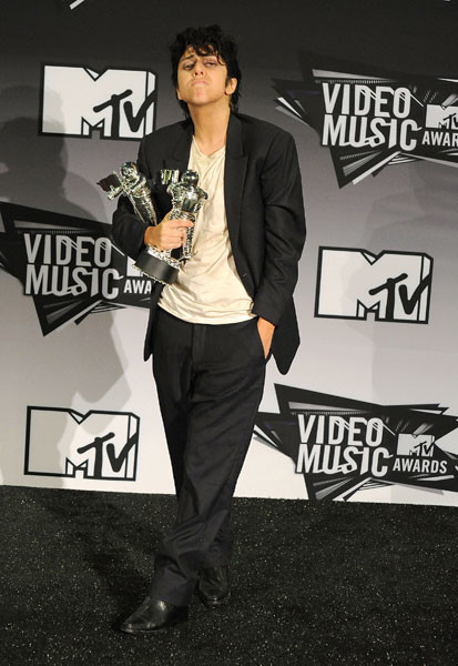 Леди ГаГа на MTV Video Music Awards 2011