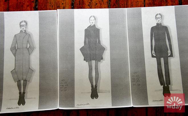 модели одежды