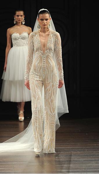 Лучшие коллекции Недели свадебной моды   галерея [5] фото [1]