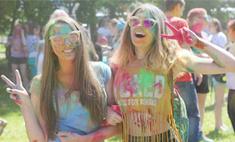 Фестиваль красок в Барнауле: найди себя на фото!