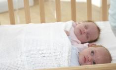 Что делать, если ребенок спит с открытыми глазами