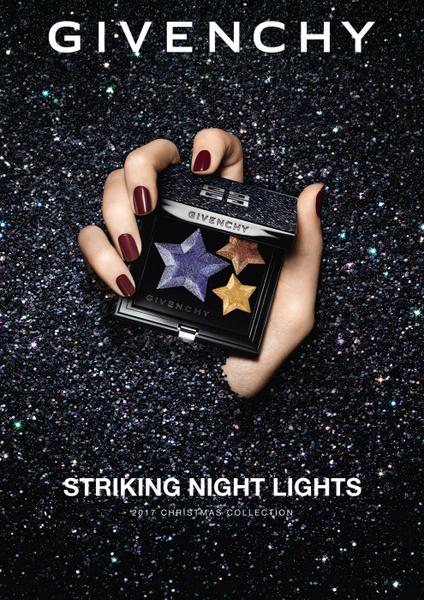 рождественская коллекция макияжа Givenchy, LES NOCTURNES