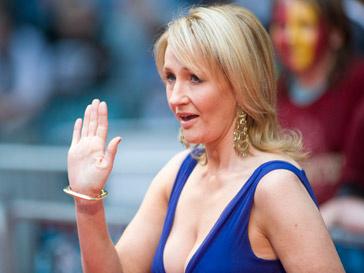 Джоан Роулинг (Joanne Rowling) придется доказать авторство Гарри Поттера в суде