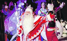 Выбираем праздник: новогодние елки в Новосибирске