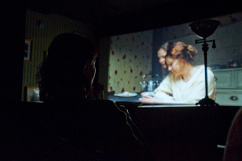 Помещение оборудовано современным кинотеатральным оборудованием и большим экраном.