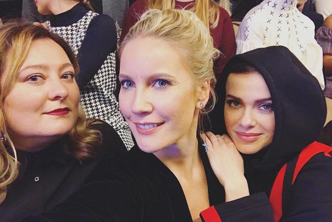 Лена Летучая, Елена Темникова и Мария Федорова