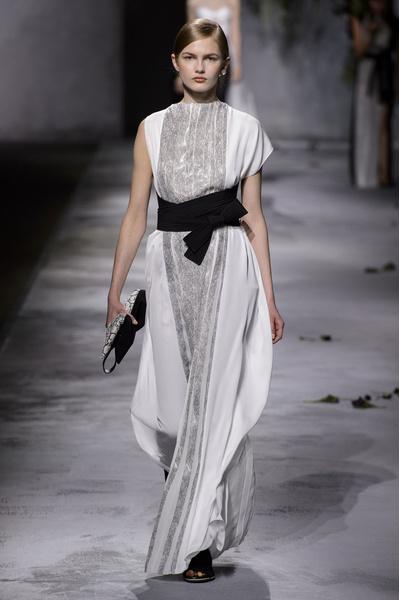 Показ Vionnet на Неделе моды в Париже | галерея [1] фото [26]
