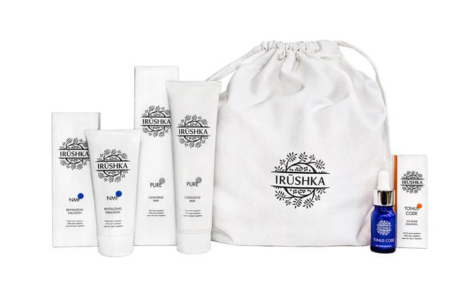 Irushka, подарочный набор, 5000 рублей