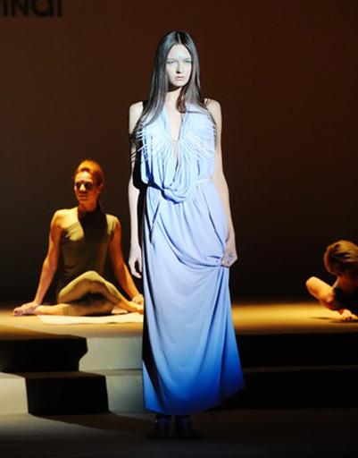 Mercedes-Benz Fashion Week: O!FESHiNA!, весна-лето 2012