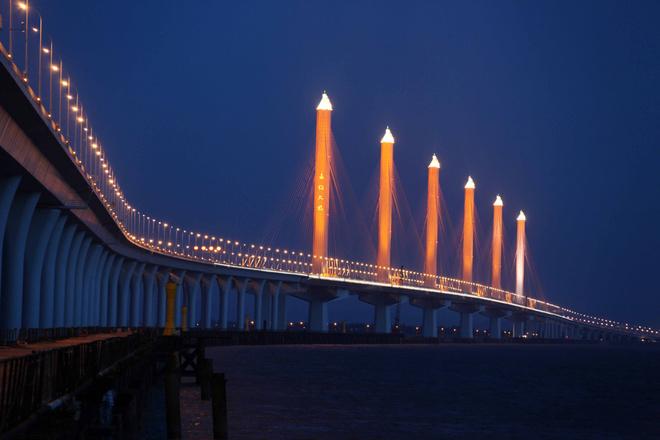 Мост широкий