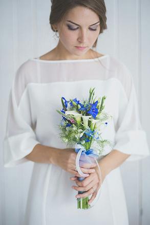 самая романтичная невеста Иванна Порецкова