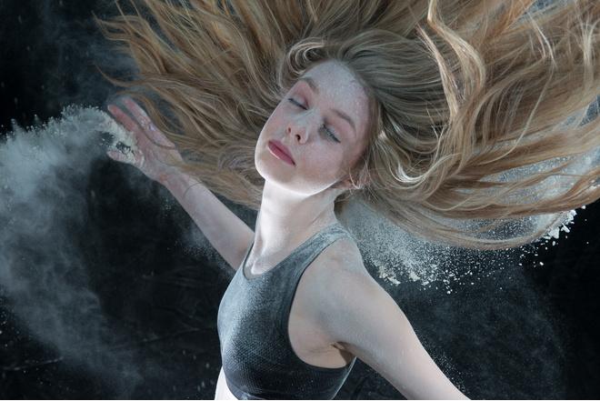 Мука для волос