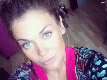 Татьяна Терешина без макияжа