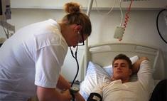 Алексей Воробьев испытывает сексуальное влечение к медсестрам