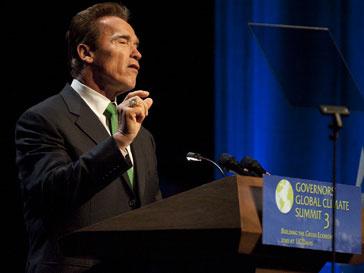 Арнольд Шварценеггер (Arnold Schwarzenegger) встанет на стражу природы