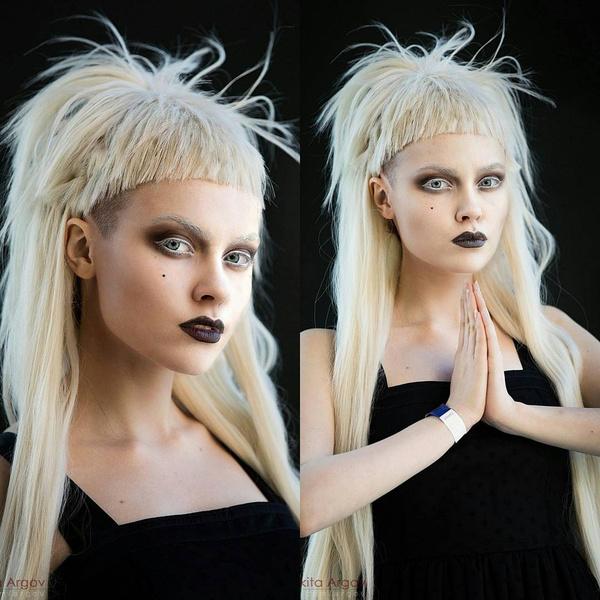 фото девушки демона на аву в вк