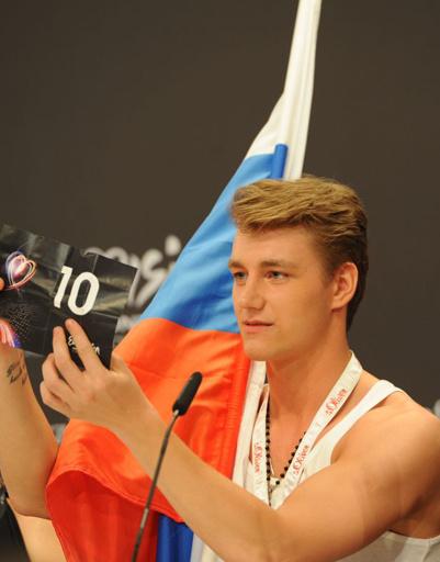 """Выступление на """"Евровидении"""" было мечтой Алексея Воробьева."""