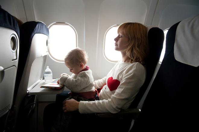 Правила путешествий с детьми