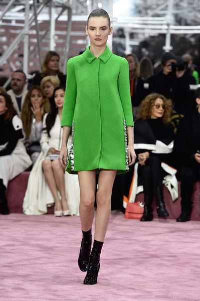 Показ Dior Haute Couture   галерея [1] фото [8]
