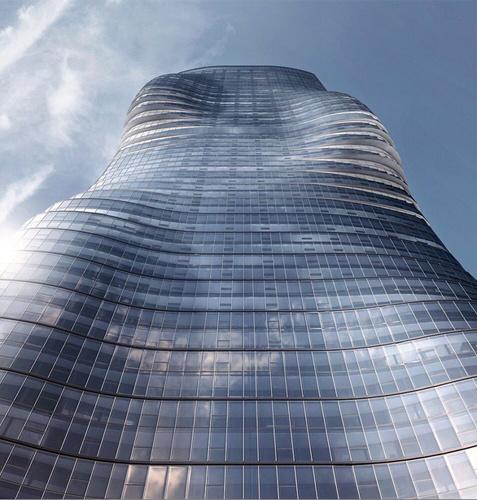 В Австралии построят небоскреб, вдохновленный формами Бейонсе