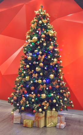 рождественский бранч фото