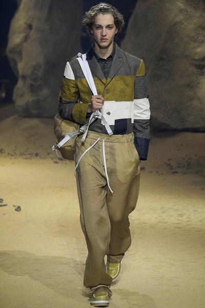 Неделя мужской моды в Париже: лучшие показы | галерея [5] фото [16]