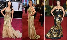 Триумф или провал? 10 золотых платьев на красной дорожке «Оскара»