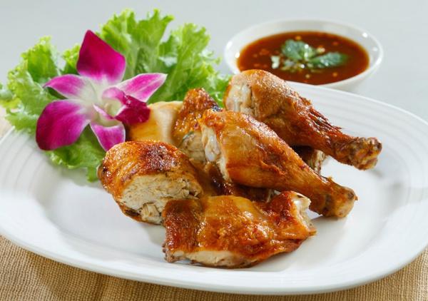 Блюда из куриных ножек
