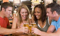 Алкоголь препятствует ожирению печени