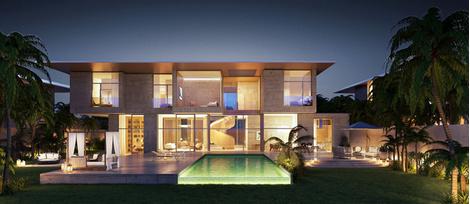 Bvlgari представила проект резиденций в Дубае   галерея [1] фото [4]