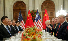 трамп заявил сша подписывает торговую сделку китаем
