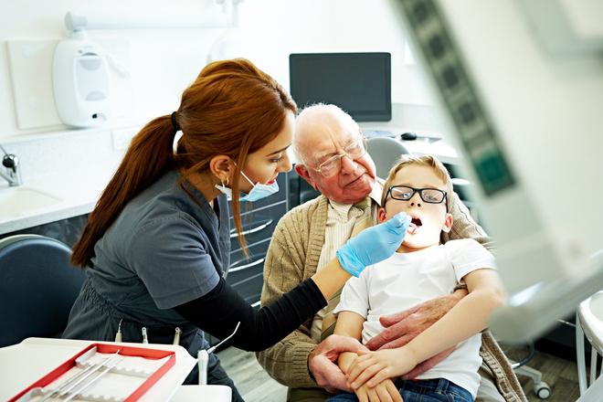 плохие зубы у ребенка