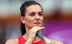 Восемь рекордов Елены Исинбаевой