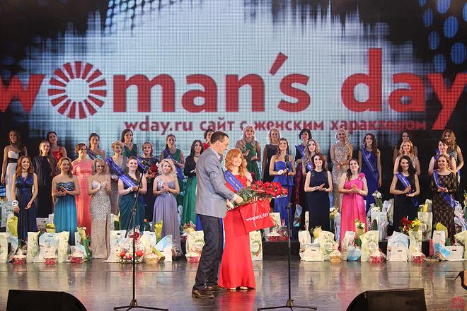 """Награждение """"Миссис Woman`s Day"""", фото"""